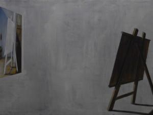 Rembrandt staffeli / Rembrandt easel