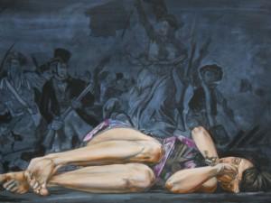 Revolution / Delacroix