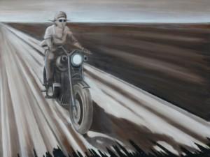 Motorcykel / Motorbike
