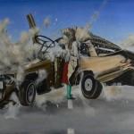 Carcrash 2, 115x160, 2008