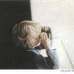 Inde/ude, 110x140, 2001