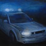 Politi / Police, 55x80, 2012