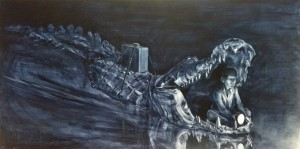 Rejse, 95x190, 2012