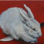 Kanin, 40x50, 2010