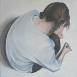 Uden titel, 100x100, 2005