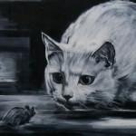 Kat, mus, A-bombe