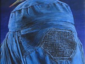 Burka, 41×33