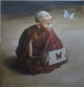 Sommerfugl/butterfly
