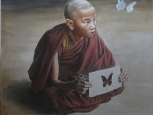 Sommerfugl/Butterfly 125×120