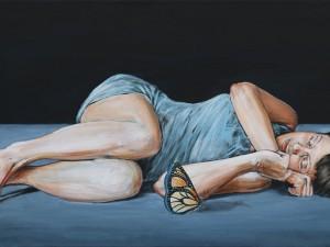 Dreamer, 55×100, 2016