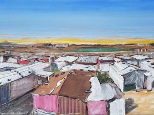Tent 3, Refugee camp, Akkar, Lebanon, 2017