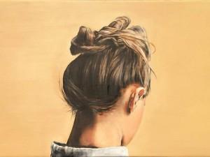 Neck, 45×90, 2017